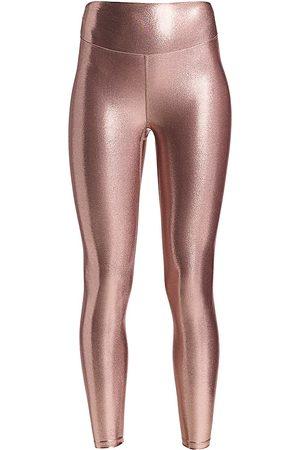 Heroine Women's Marvel High-Waist Metallic Leggings - - Size XL