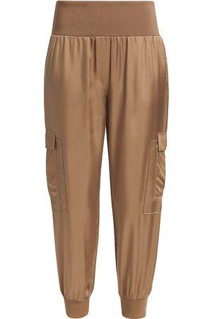 Cinq A Sept Women's Tous Les Jours Giles Cargo Pants - - Size Large