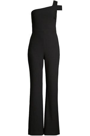 LIKELY Women's Maxson One-Shoulder Jumpsuit - - Size 10