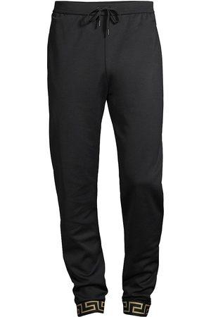 VERSACE Men's Technical Jersey Pants - - Size 7 (XL)