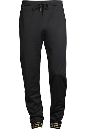 VERSACE Men's Technical Jersey Pants - - Size Small