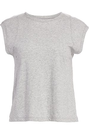 Frame Women's Le High Rise Muscle Tee - - Size Large