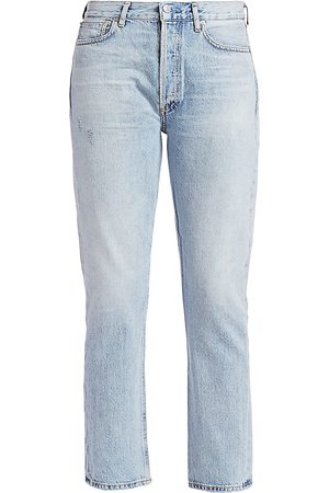 Citizens of Humanity Women's Charlotte High-Rise Straight Jeans - - Size 32 (12)