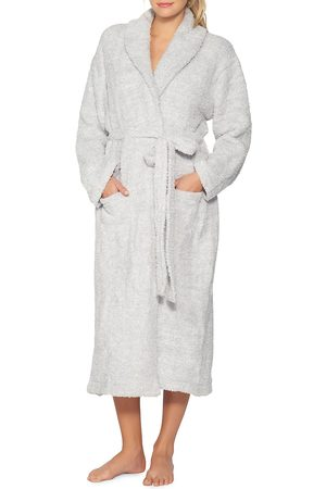 Barefoot Dreams Women's The CozyChic Heathered Robe - - Size 3 (Large)