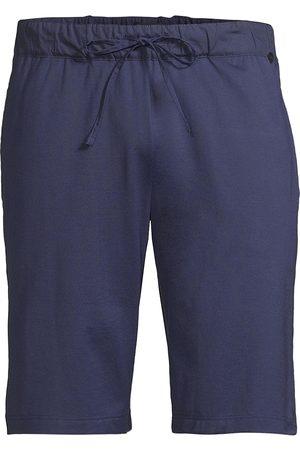 Hanro Men's Night & Day Cotton Knit Shorts - - Size XXL