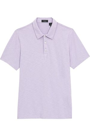 THEORY Men's Cosmo Regular-Fit Polo Shirt - - Size XXL