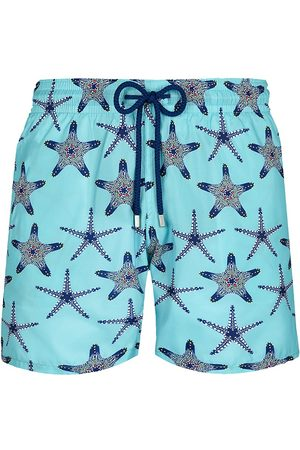 Vilebrequin Men's Starfish Print Swim Trunks - - Size XL