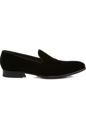 To Boot Men's Bolton Velvet Loafers - - Size 11.5