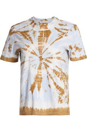 PROENZA SCHOULER WHITE LABEL Women's Classic Tie-Dye T-Shirt - - Size Medium