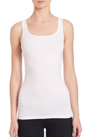 THEORY Women's Len Tubular Stretch Jersey Tank Top