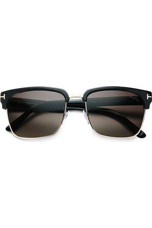 Tom Ford Men's River 57MM Square Sunglasses