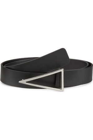 Bottega Veneta Men's Leather Belt - - Size 80 (32)