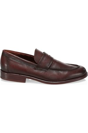 Loro Piana Men's City Walk Leather Penny Loafers - - Size 43 (10)