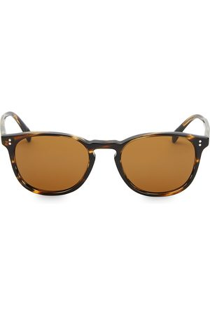 Oliver Peoples Men's Finley Esquire 51MM Round Sunglasses