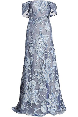 Rene Ruiz Collection Women's Illusion A-Line Gown - - Size 20