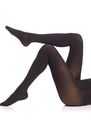 Wolford Women's Velvet 66 Leg Support Shaping Out Tights - - Size Large