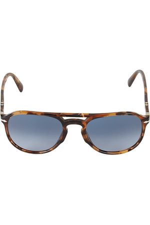 Persol Men's 55MM Aviator Sunglasses