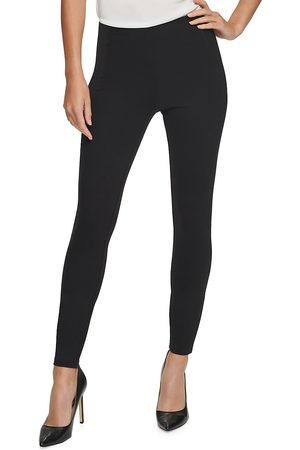 Donna Karan Women's Ponte Pull-On Skinny Pants - - Size XS