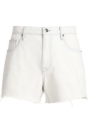 Frame Women's Le Ultra Girlfriend Shorts - - Size 27 (4)