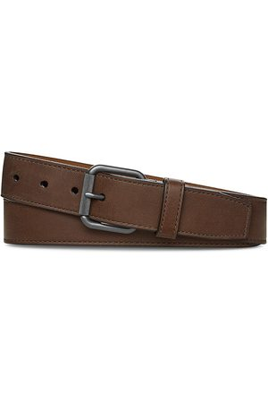 SHINOLA Men's Mack Smooth Leather Belt - - Size 40