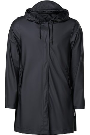 Rains Women's A-Line Waterproof Jacket - - Size Large-XL