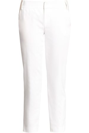 ALICE+OLIVIA Women's Stacey Slim Pants - - Size 10