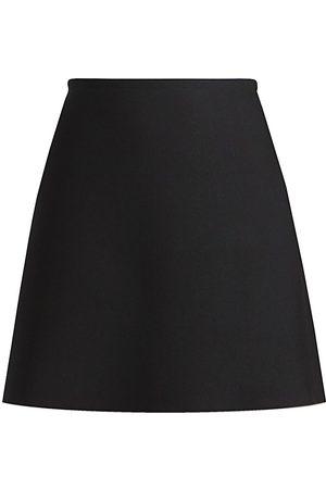Alaïa Women's Knit Mini Skirt - - Size 38 (4)