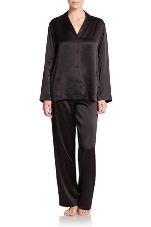 La Perla Women's Silk Pajamas - - Size Large