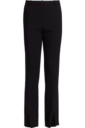 Victoria Beckham Women's Front Split Trousers - - Size UK 10 (6)