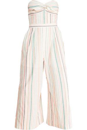 Parker Women's Bohemia Strapless Jumpsuit - - Size 6