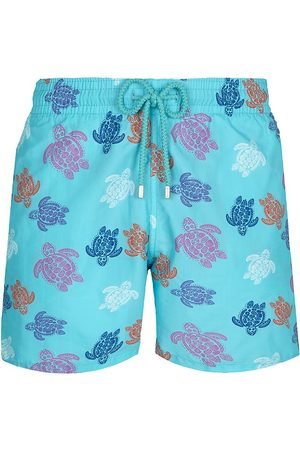 Vilebrequin Men's Round Turtles Swim Trunks - - Size XXXL