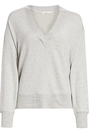 RAG&BONE Women's Flora V-Neck Pullover - - Size XL