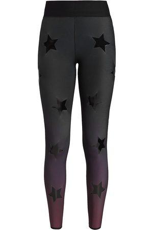 ULTRACOR Women's Onduler Gradient Star Ko Ultra-High Leggings - - Size XS
