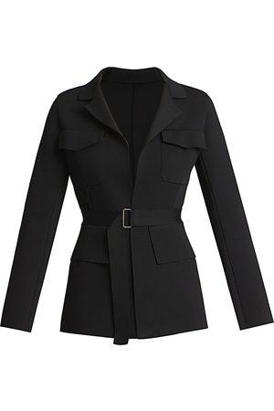 Alaïa Women's Knit Safari Jacket - - Size 38 (4)