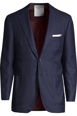 Kiton Men's Wool Sportcoat - - Size 50 (40) R