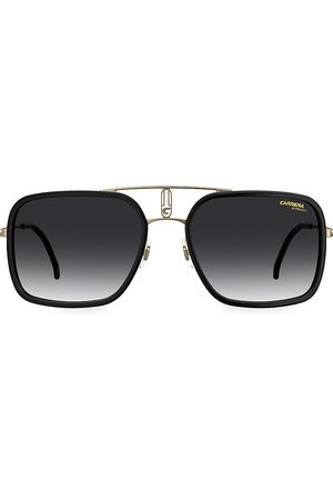 Carrera 59MM Aviator Sunglasses