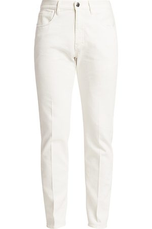 Armani Men's Classic Five-Pocket Skinny Jeans - - Size 36