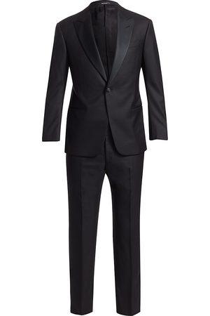 Armani Men's Wool Tuxedo - - Size 58 (48) R