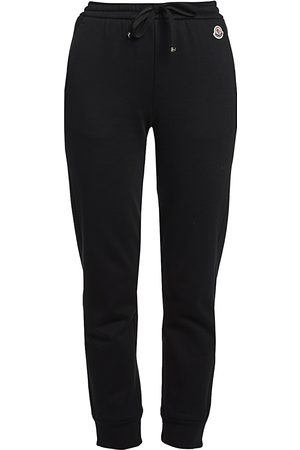 Moncler Women's French Terry Sweatpants - - Size Large