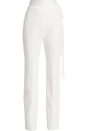 UNTTLD Women's Straight-Leg Trousers - - Size 8