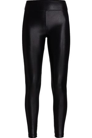 Koral Women Leggings - Women's Lustrous High-Rise Leggings - - Size XL