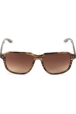 Barton Perreira Men's Kanaloa 58MM Square Sunglasses