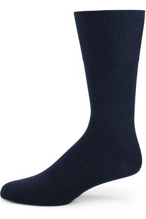 Falke Men's Egyptian Cotton Dress Socks - - Size 45-46 (11-12)