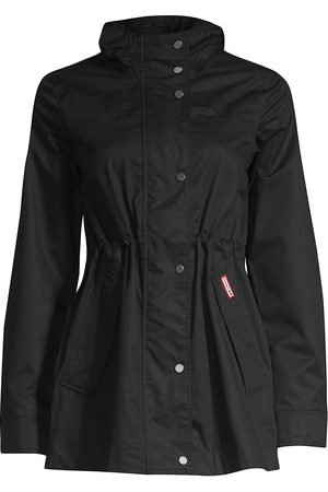 Hunter Women's Original Smock Cotton Jacket - - Size Large