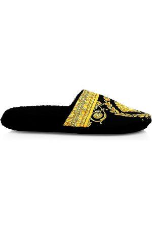 VERSACE Men's Medusa Slippers - - Size XL