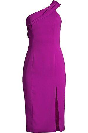 Jay Godfrey Women's Sloan One-Shoulder Dress - - Size 4