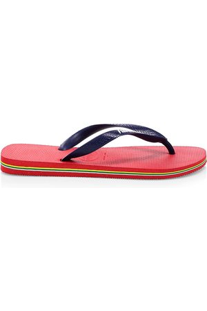Havaianas Men's Brazil Flip Flops - - Size 45-46 (13)