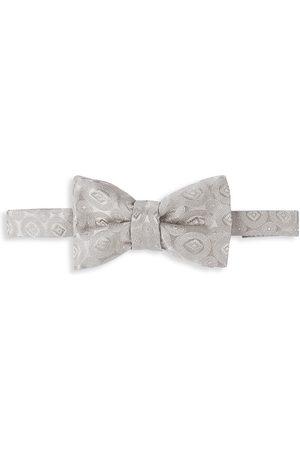 Charvet Men's Large Silk Tonal Bow Tie