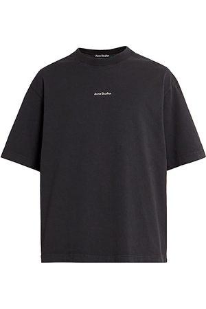 Acne Studios Men's Extorr Stamp T-Shirt - - Size Medium