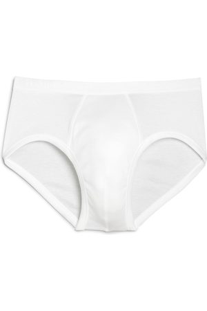 Hanro Men's Cotton Pure Briefs - - Size XXL